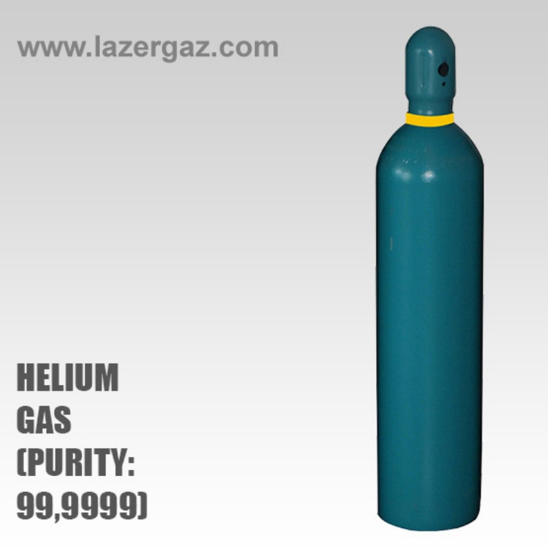 HELIUM GAS (PURITY: 99,9999)